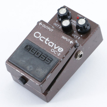 Boss OC-2 Octave Pitch Shifter Guitar Effects Pedal P-09469