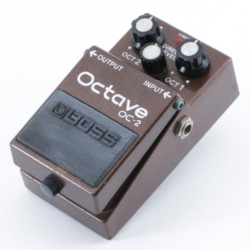 Boss OC-2 Octave Pitch Shifter Guitar Effects Pedal P-09468