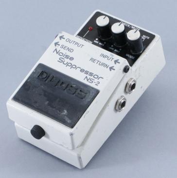 Boss NS-2 Noise Suppressor Noise Gate Guitar Effects Pedal P-09462