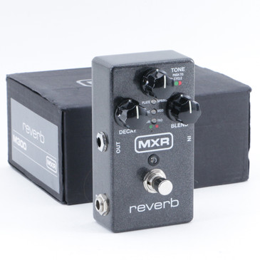MXR Reverb M300 Guitar Effects Pedal P-09486