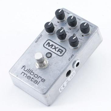 MXR Fullbore Metal M116  Guitar Effects Pedal P-09480