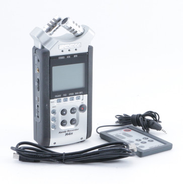 Zoom H4N Handy Recorder OS-8764