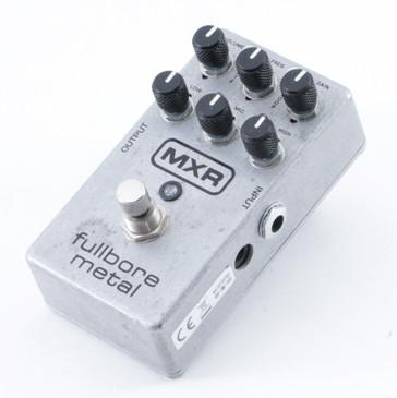MXR Fullbore Metal M116 Distortion Guitar Effects Pedal P-09520