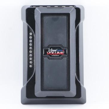 Visual Sound VV10 Visual Volume Volume Guitar Effects Pedal P-09539