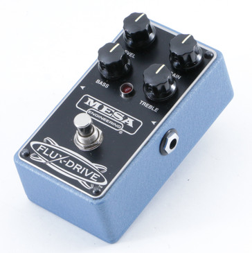 Mesa Flux Drive Overdrive Guitar Effects Pedal P-09513