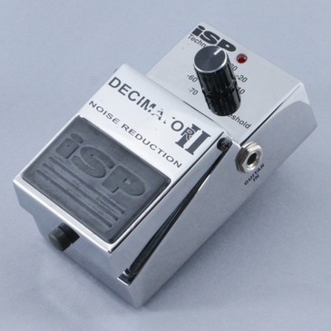 iSP Decimator II Noise Gate Guitar Effects Pedal P-09532