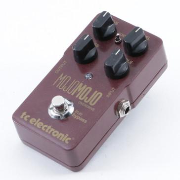 TC Electronic Mojo Mojo Distortion Guitar Effects Pedal P-09521