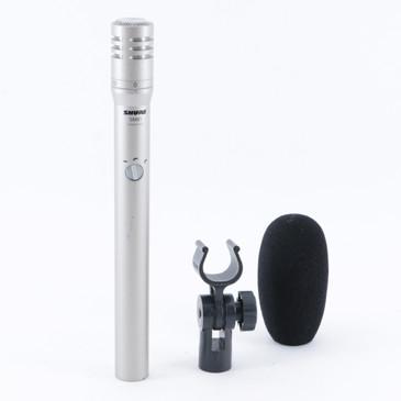 Shure SM81 Condenser Cardioid Microphone MC-3981