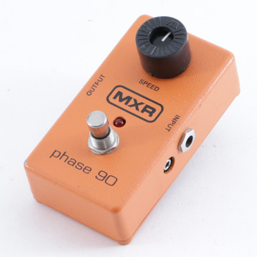MXR Phase 90 M101 Phaser Guitar Effects Pedal P-09652