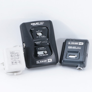 Line 6 G30 Relay Wireless Guitar System OS-8859