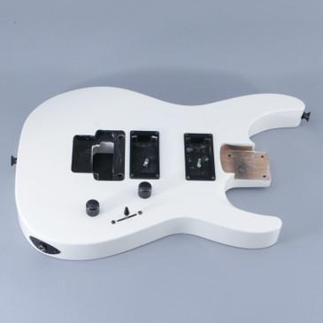2006 Jackson Japan DK2M White Alder Guitar Body BD-5279