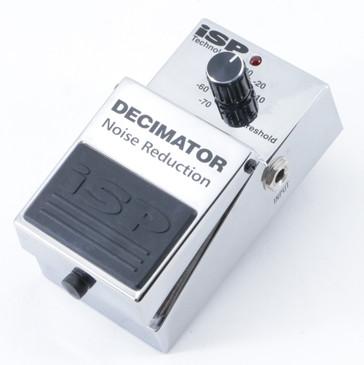 iSP Decimator Noise Gate Guitar Effects Pedal P-10094
