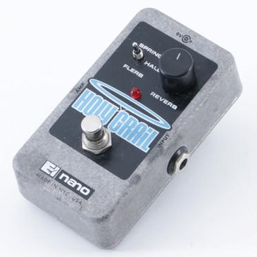 Electro-Harmonix Nano Holy Grail Reverb Guitar Effects Pedal P-10087