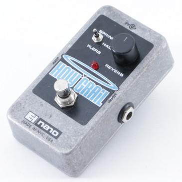 Electro-Harmonix Nano Holy Grail Reverb Guitar Effects Pedal P-10086