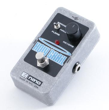 Electro-Harmonix Nano Holy Grail Guitar Effects Pedal P-10107