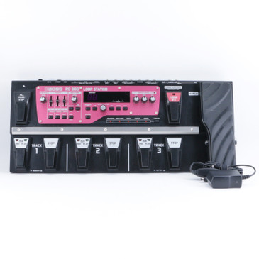 Boss RC-300 Loop Station Looper Guitar Effects Pedal w/ PSA P-10173