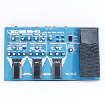 Boss ME-50  Guitar Multi-Effects Pedal P-10207