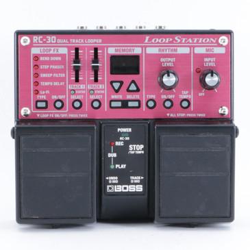 Boss RC-30 Loop Station Looper Guitar Effects Pedal P-10213