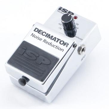 iSP Decimator Noise Gate Guitar Effects Pedal P-10256