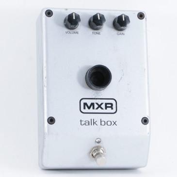 MXR Talk Box M222 Guitar Effects Pedal P-10257