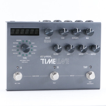 Strymon TimeLine Delay Guitar Effects Pedal P-10280