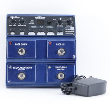 Digitech JamMan Stereo Looper Guitar Effects Pedal w/ PSA P-10296