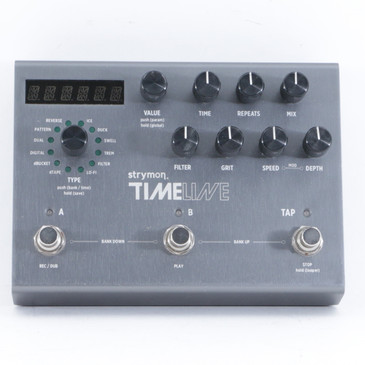 Strymon TimeLine Delay Guitar Multi-Effects Pedal P-10301