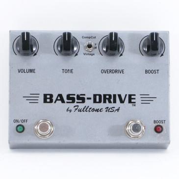 Fulltone Bass-Drive Overdrive Bass Effects Pedal P-10309