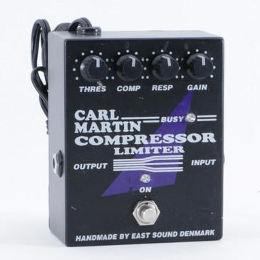 Carl Martin Compressor Limiter Guitar Effects Pedal & PSA P-10307