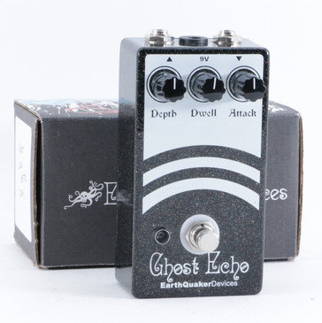 Earthquaker Devices Ghost Echo Reverb Guitar Effects Pedal P-10327
