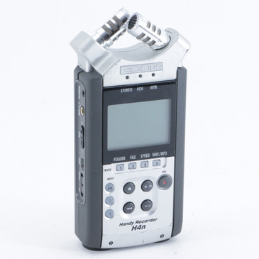 Zoom H4n Handy Recorder OS-8917