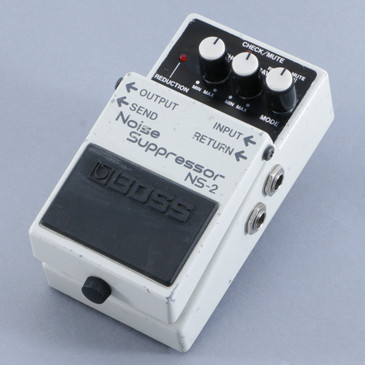 Boss NS-2 Noise Suppressor Guitar Effects Pedal P-10338