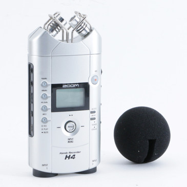 Zoom H4 Handy Recorder OS-8928