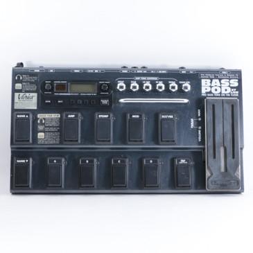 Line 6 Bass Pod XT Live Guitar Multi-Effects Pedal & PSA P-10365