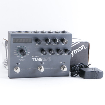 Strymon TimeLine Delay Guitar Effects Pedal w/ PSA P-10364