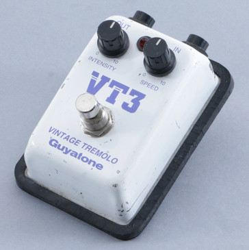 Guyatone VT3 Vintage Tremolo Guitar Effects Pedal P-10377