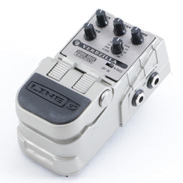 Line 6 Verbzilla Reverb Guitar Effects Pedal P-10379