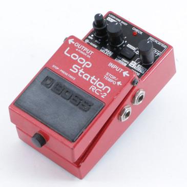 Boss RC-2 Loop Station Looper Guitar Effects Pedal P-10394