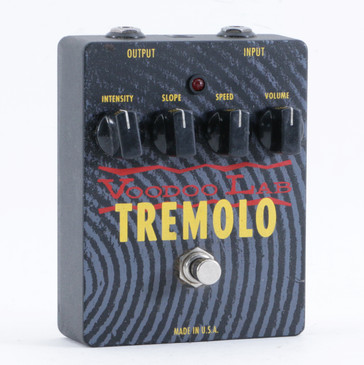 Voodoo Lab Tremolo Guitar Effects Pedal P-10402