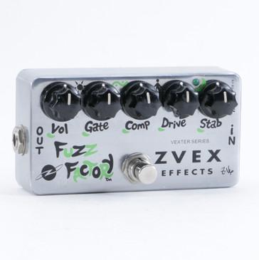 ZVEX Fuzz Factory Vexter Guitar Effects Pedal P-10421