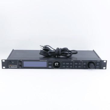 TC Electronic G-Major Guitar Multi-Effects Rack Unit & Power Supply P-10435
