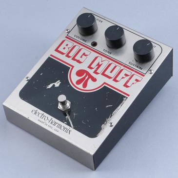 Electro-Harmonix Big Muff Pi Fuzz Guitar Effects Pedal P-10462
