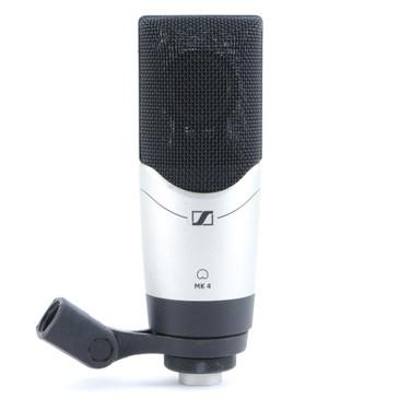 Sennheiser MK4 Condenser Cardioid Microphone MC-4243