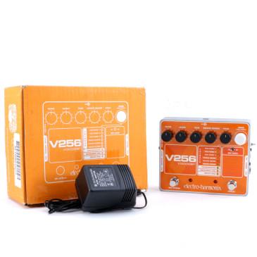 Electro-Harmonix V256 Vocoder Vocal Effects Pedal & Power Supply P-10459