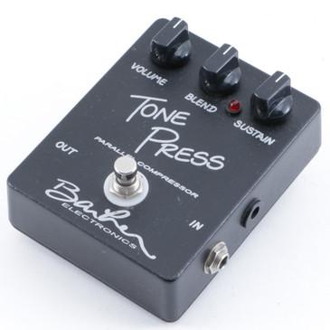 Barber Tone Press Compressor Guitar Effects Pedal P-10467