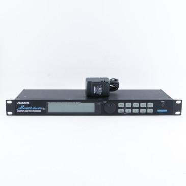 Alesis MidiVerb 4 18-Bit Guitar Multi-Effects Rack Unit & PSA P-10492