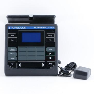 TC Helicon Voicelive Touch 2 Vocal Multi-Effects Unit & PSA P-10490