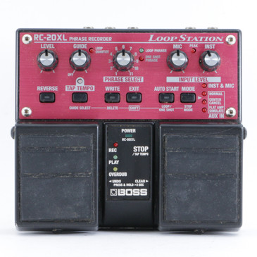 Boss RC-20XL Loop Station Looper Guitar Effects Pedal P-10488