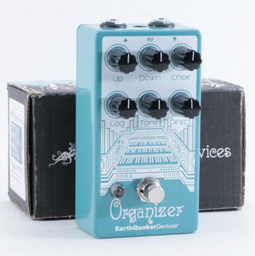 Earthquaker Devices Organizer Organ Umulator Guitar Effects Pedal P-10482