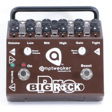 Amptweaker BigRock Pro Distortion Guitar Effects Pedal P-10487